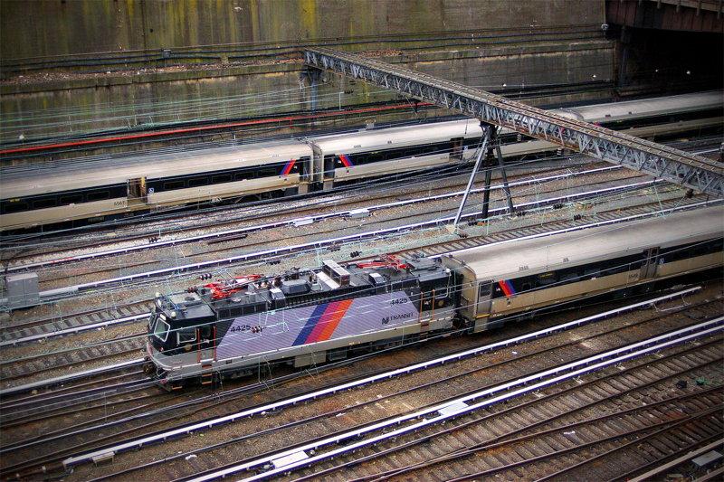 Penn station to jersey city nj